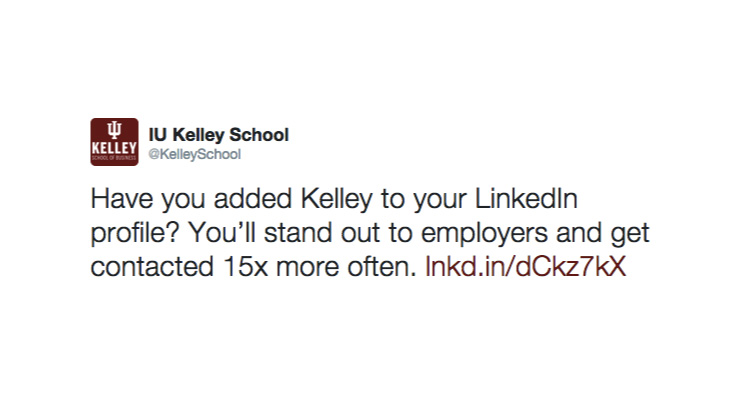 Kelley A2P tweet screenshot